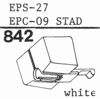NATIONAL EPS-27, EPS-275 Stylus, diamond, stereo
