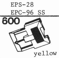 NATIONAL EPS-28 Stylus, diamond, stereo