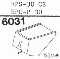 NATIONAL EPS-30 CS, (EPC) P-30 Stylus, diamond, stereo