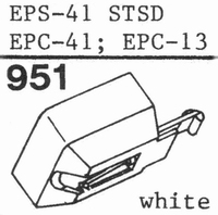 NATIONAL EPS-41 STSD Stylus, DS<br />Price per piece