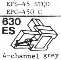 NATIONAL EPS-45 STQD Stylus, SHIBATA<br />Price per piece