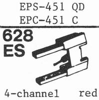 NATIONAL EPS-451 QD Stylus, SHIBATA<br />Price per piece