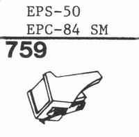 NATIONAL EPS-50, 51, 205-ED Stylus, diamond, stereo