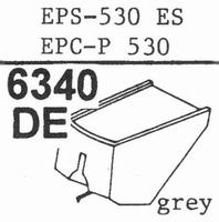 NATIONAL EPS-530 ES, Stylus, diamond, elliptical