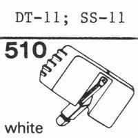 NIVICO DT-11, SS-11 Stylus, diamond, stereo