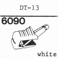 NIVICO DT-13 Stylus, diamond, stereo