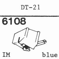 NIVICO DT-21 Stylus, diamond, stereo