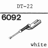NIVICO DT-22 Stylus, diamond, stereo