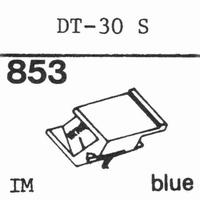 NIVICO DT-30 S, Stylus, diamond, stereo