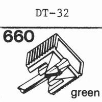 NIVICO DT-32 Stylus, diamond, stereo