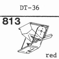 NIVICO DT-36  Stylus, diamond, stereo
