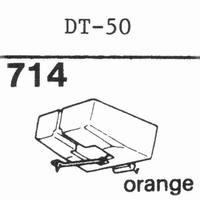 NIVICO DT-50 Stylus, diamond, stereo