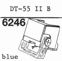 NIVICO DT-55 B MK II Stylus, diamond, stereo