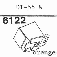 NIVICO DT-55 W Stylus, diamond, stereo