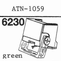 NIVICO DT-59 GREEN ELLIPTICAL Stylus, diamond, elliptical