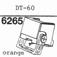 NIVICO DT-60 Stylus, diamond, stereo