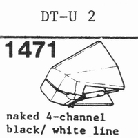 NIVICO DT-U 2 Stylus<br />Price per piece