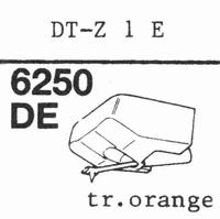 NIVICO DT-Z 1 E Stylus, diamond, elliptical