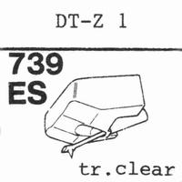 NIVICO DT-Z-1 - SHIBATA TIP Stylus<br />Price per piece