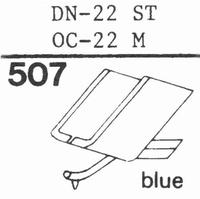 ONKYO DN-22 Stylus, diamond, stereo