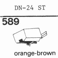 ONKYO DN-24 Stylus, diamond, stereo