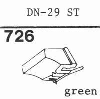 ONKYO DN-29 ST Stylus, DS<br />Price per piece