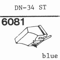 ONKYO DN-34 ST Stylus, DS<br />Price per piece