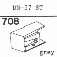 ONKYO DN-57 ST Stylus, diamond, stereo