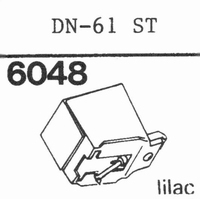 ONKYO DN-61 ST Stylus, diamond, stereo