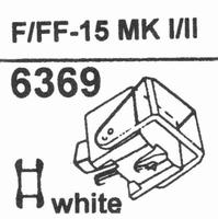 ORTOFON ALL-ROUND F/FF I/II Stylus, diamond, stereo
