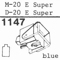 ORTOFON D-20 E SUPER Stylus, ORIGINAL