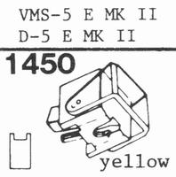 ORTOFON D-5 E MK II COPY Stylus, DE<br />Price per piece