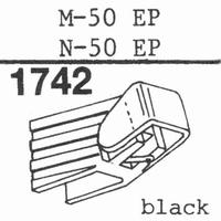 ORTOFON N-10, DUAL DN-249 E Stylus, DE-COPY