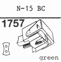 ORTOFON NF-15 BC Stylus, ORIGINAL<br />Price per piece
