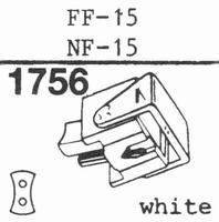 ORTOFON NF-15, N-15 S Stylus, ORIGINAL<br />Price per piece