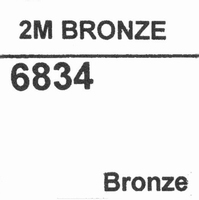 ORTOFON STYLUS 2M BRONZE Stylus<br />Price per piece