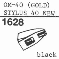 ORTOFON STYLUS 40  Stylus, ORIGINAL<br />Price per piece