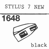 ORTOFON STYLUS 7 NEW Stylus, ORIGINAL<br />Price per piece