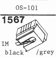 OSAWA N-101 Stylus, diamond, stereo, original