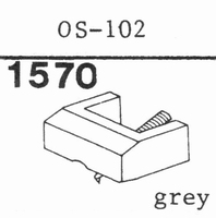 OSAWA N-102 FOR OS-102 GREY Stylus, DS-OR