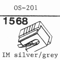 OSAWA N-201 Stylus, diamond, elliptical, original