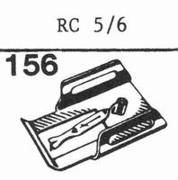 PATHE MARCONI RC 5/6 Stylus, diamond, stereo