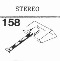 PATHE MARCONI STEREO Stylus, diamond, stereo