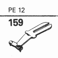 PERPETUUM EBNER PE-12 Stylus, sapphire normal (78rpm) + sapp