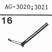 PHILIPS AG-3020 Stylus, DN