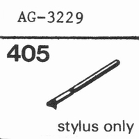 PHILIPS AG-3229, GP-229 STYLUS, Stylus, diamond, stereo