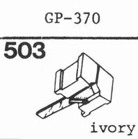 PHILIPS GP-370 Stylus, DS