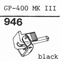 PHILIPS GP-400 MK III Stylus, DS