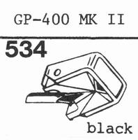 PHILIPS GP-400 MKII/ 78 RPM Stylus, DN