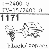 PICKERING D-2400 Q SHIBATA Stylus, COPY
